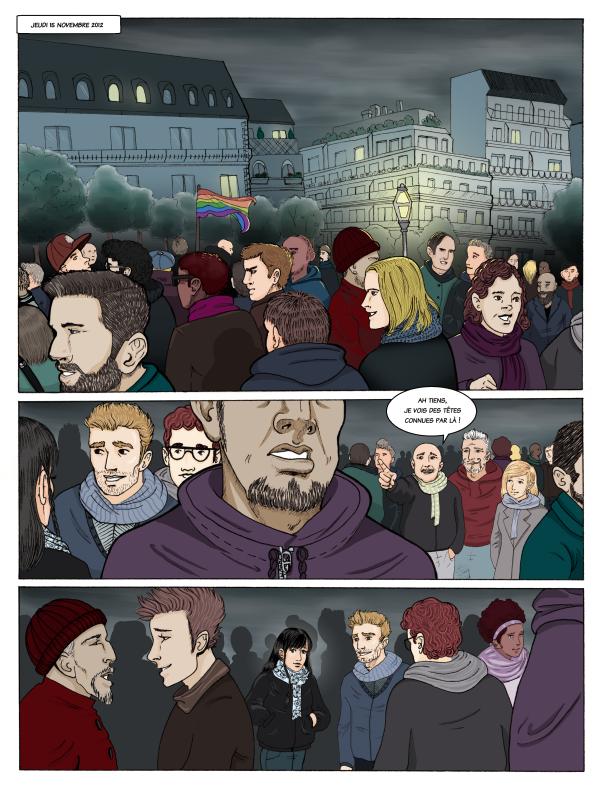 page 33 de la bande dessinée Mariage d'Héloïse Finoux-Nikolic