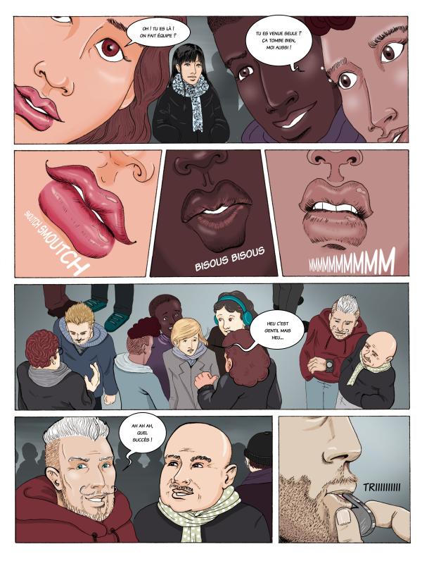 page 34 de la BD Mariage d'Héloïse Finoux-Nikolic
