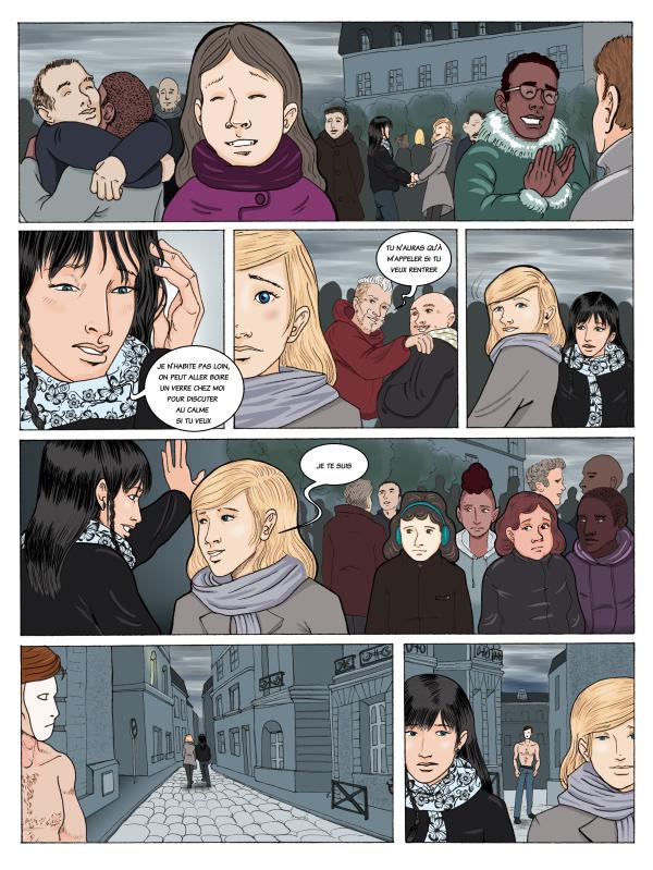 page 36 de la BD Mariage d'Héloïse Finoux-Nikolic
