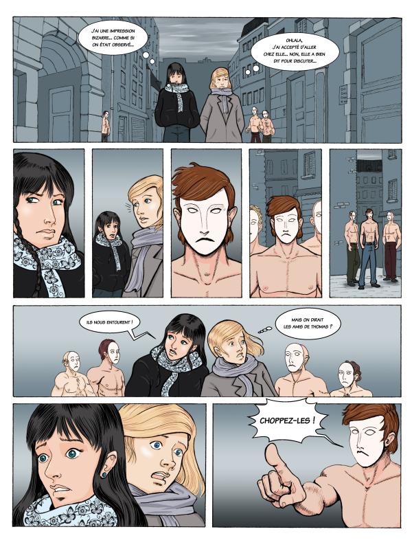 page 37 de la BD Mariage d'Héloïse Finoux-Nikolic