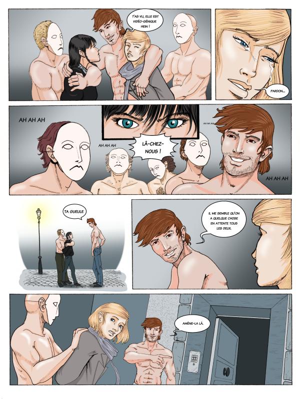 page 39 de la BD Mariage d'Héloïse Finoux-Nikolic