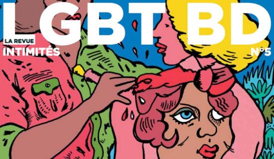 la revue LGBT BD n°5