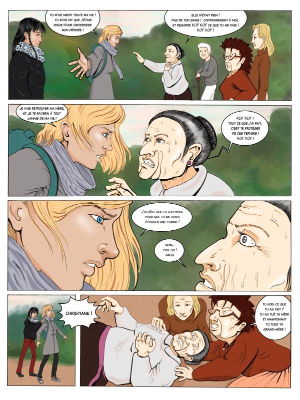 page 48 de la BD Mariage d'Héloïse Finoux-Nikolic