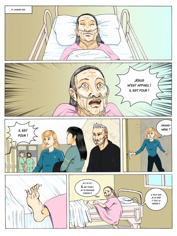 page 50 de la BD Mariage d'Héloïse Finoux-Nikolic