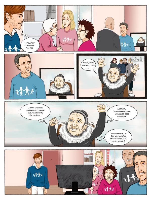 page 52 de la BD Mariage d'Héloïse Finoux-Nikolic