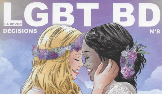 la revue LGBT BD n°8